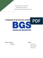 Prezentare BGS
