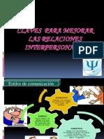 CLAVES PARA MEJORAR LAS RELACIONES INTERPERSONALES.pptx