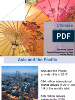 asia and pacific tourism