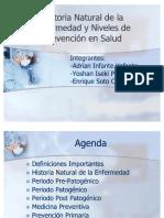 62226912 Historia Natural de La Enfermedad y Niveles de Prevencion