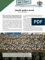 Rysslands Andra Arme