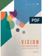 Democracy Alliance 'Vision for a Progressive America'