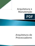 Arquitetura de Computadores - Informática - Módulo II