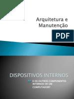 Arquitetura de Computadores - Informática - Módulo III.pdf