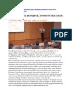 Contaminación - Universidad de Lima