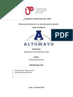 Cafe Altomayo