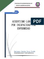 Ausentismo Laboral por Incapacidad por Enfermedad.pdf