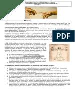 Renacimiento - Teoría Contexto Histórico (1)
