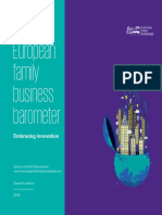 European Family Business Barometer