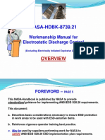NASA HDK 8739.21 Overview 021611