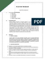 PLAN DE TRABAJO DE GESTION DE RIESGO 2016 - copia.docx