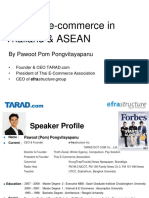 Future of Ecommerce in Thailand&ASEAN
