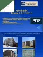 Albañilería Sem4, 5(17-09-11)