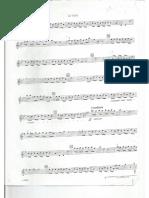 Partituras Ofilco Violin 1 Humel y Scena de Ballet