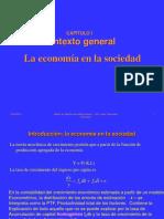 La Economia en La Sociedad