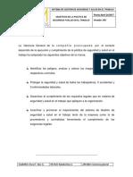 Objetivos de la Política de Seguridad y Salud en el Trabajo.docx