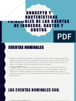 Blog Concepto y Características Principales de Las Cuentas De