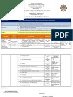 GPP Action Plan Maatrix