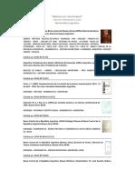 Seleccion Bibliografica Sobre Numismática Argentina