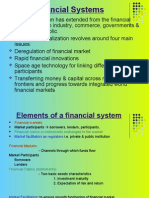 Financial Systems