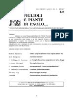 FIGLIOLI  E  PIANTE   DI  PAOLO ~  APRILE  2019