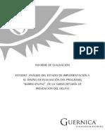 ANÁLISIS DEL ESTADO DE IMPLEMENTACIÓN YEL DISEÑO DE EVALUACIÓN DEL PROGRAMA.pdf