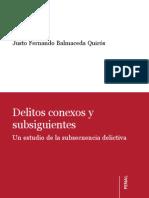 03 Balmaceda - Subsecuencia y Accesoriedad