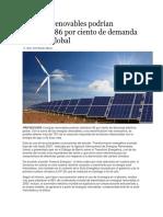 Energias Renovables 2019