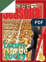 Seasonal Magazine Latest Issue October