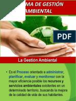 Sistema de Gestion Ambiental Expos