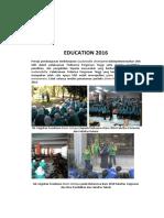 Web Education 2016