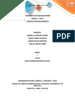 Fundamentos de Macroeconomía Intermedia UNAD