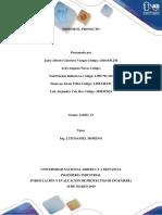 Definir Proyecto Grupo 212015-19