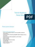 Materi 11 Sekilas Tentang Genesa Batubara pdf