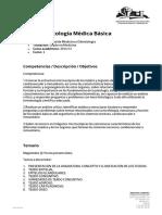 Programa Medicina 1 Histologia