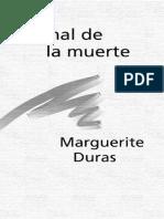 7032799 Duras Marguerite El Mal de La Muerte