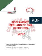1 Reglamento Peruano de Bmx 2017