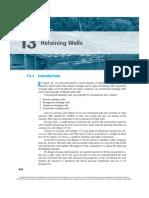 Retaining Wall 1
