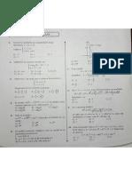 Seminario Extra de Algebra