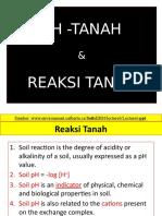 DASAR-ILMU-TANAH-REAKSI-KEMASAMAN-TANAH-DAN-pH.pptx