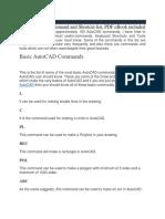 150 AutoCAD Command and Shortcut list.docx