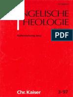 [Luz, Ulrich (Hg.)] _Evangelische Theologie 57.3 (1997) Auferstehung Jesu.pdf