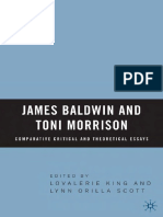 Lovalerie King, Lynn Orilla Scott - James Baldwin and Toni Morrison_ Comparative Critical and Theoretical Essays (2006).pdf