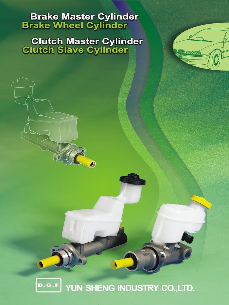 Toyota 47201-32090 Brake Master Cylinder
