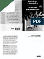 Sampedro El Mercado y La Globalizacion