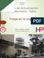 Salta 2017 Lic. Morales Triage en la urgencia.ppsx