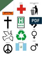 Simbolos Con Nombres