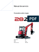 Manual de servicio Excavadora sobre orugas Tipo_28Z3_ES_1000178351