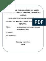 HISTORIA  TRABAJO DE CORRUPCION.docx