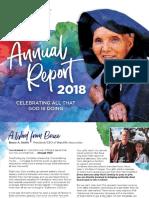 Wa 2018 Annual Report